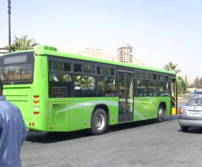 Damaszener Bus