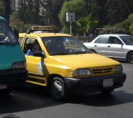 Damaszener Taxi