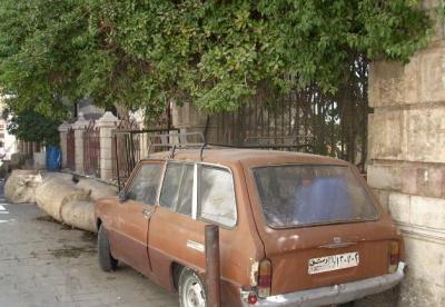 Damaszener Auto