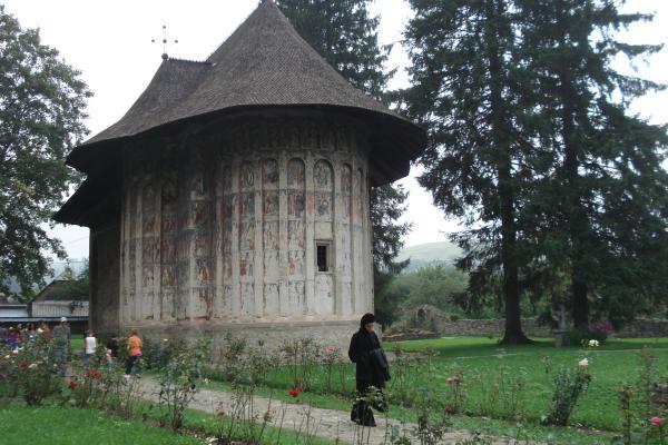 humor, Moldaukloster, Bukowina