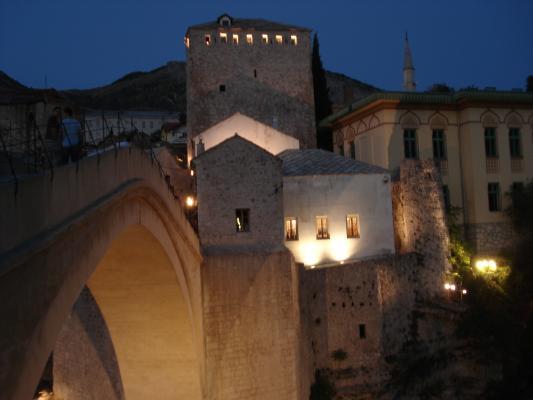 Stari Most, Bruecke zu Mostar
