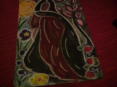 Mantelfrau