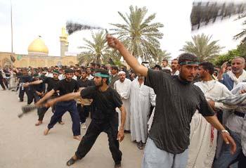 Bagdad-Flashmob