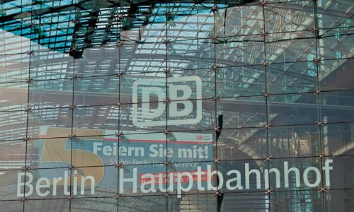 Berlin Hauptbahnhof Südseite
