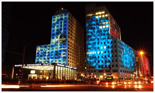 Hotel Ritz Carlton am Potsdamer Platz