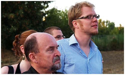 Flix mit Rainer Eppelmann