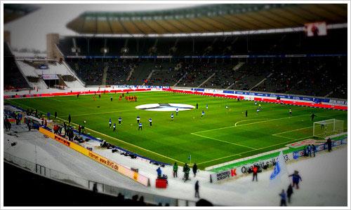 Olympiastadion im Überblick