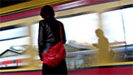 Die S-Bahnen fahren wieder.