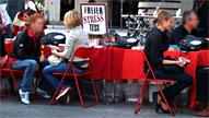 Auf Kundenfang - Scientology am Potsdamer Platz