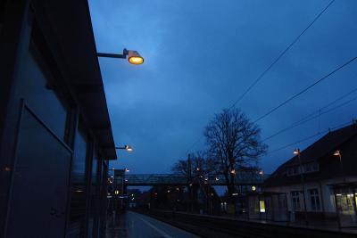 Bahnhof Buchholz Nordheide