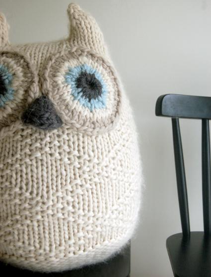 Big Snowy Owl von Purl Bee