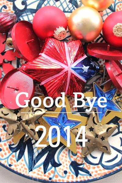Good Bye 2014