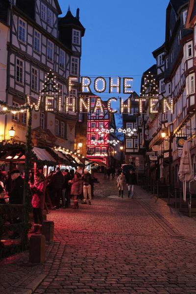 Marburg Marktplatz