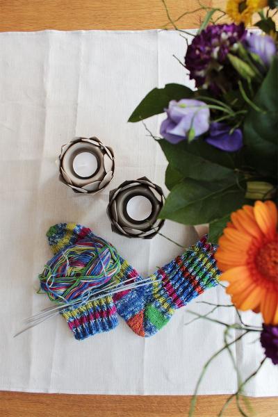 Socken aus Wolle von Rossmann