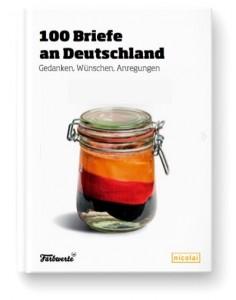 Buchcover mit Deutschland in Gelee von Yvonne Paul 2009