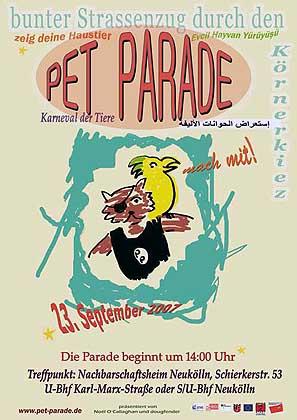 Pet Parade 2007