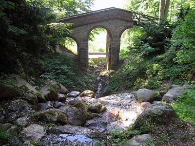 Im Schlosspark Glienicke
